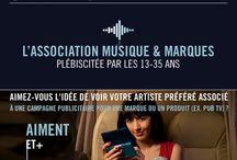 Musique / Marque