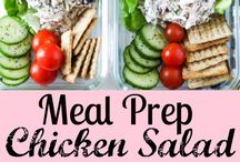 lunch and snack ideas