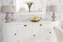Białe meble | White furniture