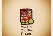 Turtle…