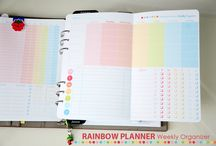 Planner/organization / by Lucia Furman