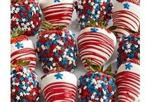Fourth of July Party Ideas / by Diana M