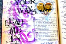 Everything Bible Journaling! / Sample pages, inspiration, tips & tricks, suggestions for supplies, and everything inbetween!