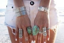 a little bohemian story / everything from accessories to wardrobe... all truly bohemian inspired