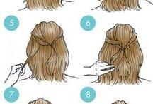 vlasy/ účesy