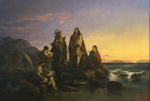 History Through Art - Native Americans