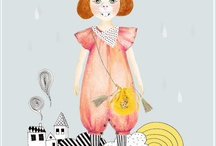 Artistic Paper Dolls / All things paper doll //vintage // printable // free // DIY // kids toy// paper toys //