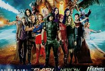 Arrow/Flash/Legends of Tomorrow