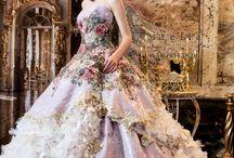 Barwne suknie ślubne od Stella de Libero