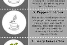 diarrhae natural remedies