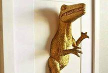 chambre dinosaures
