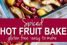 Fruit Bake Recipes