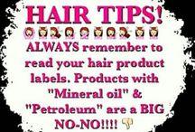 Hairtips