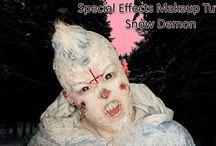 Step by Step Special Effects Makeup Tutorials