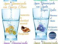 Cristales y cuarzos
