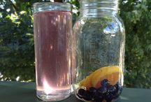Infused Water Ideas