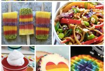 Parenting Toddlers // Cooking Ideas / cooking with kids, easy recipes for kids, getting kids to help in the kitchen