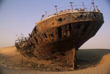 Shipwrecks / by Laura Parrish