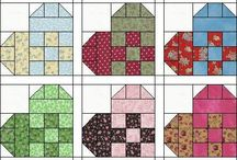 Quilts - Blocks and borders