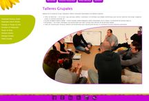 Portfolio Web / Muestra de algunos ejemplos de nuestros diseños y programación web