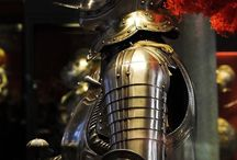 Medieval Relics / Armors, weapons, tools, clothing, places, etc.