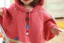 Bebek kazak modelleri