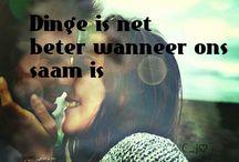 * `Afrikaans♡