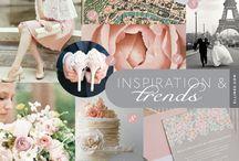 Wedding theme: Paris