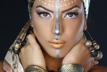 make-up tribal