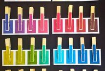 activités couleurs