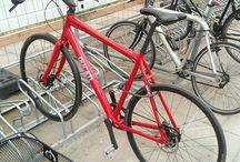Räder aus Lübeck / Hier poste ich Bilder von Fahrrädern, die mir in Lübeck vor die Linse kommen.