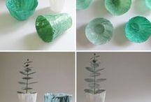 Crafts recycle