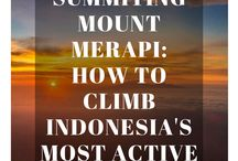 Indonesia Travel Destinations / Indonesia beckons to outsiders for a plethora of reasons. The country's mountainous nature and its 150+ active volcanoes make it an exciting place to visit. With over 300 ethnic groups scattered across the archipelago, the native inhabitants and their incredibly diverse and fascinating cultures act as another powerful magnet. These ULTIMATE GUIDES are everything you need to know to plan your trip to the given destinations of Indonesia. Stay tuned for more!