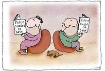 Michael Leunig's Cartoons as a Teaching for Wellness / Michael Leunig, an Australian artist and cartoonist, serves up humor with a heart and soul.