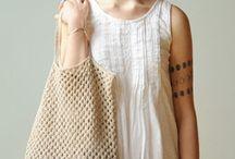 Crochet Sac/pochette