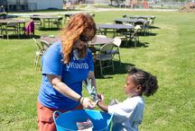2015 Day of Action / United Way Day of Action activities in local communities across the world.
