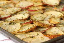 Pleasing Potatoes!!! / by Twyla Gange