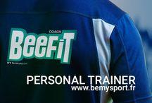 → PERSONAL TRAINER - COACH BEEFIT / by www.bemysport.fr - Sport on demand Tu es coach sportif professionnel ? Rejoins-nous !