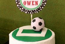 Soccer / Football Party Ideas / Some great ideas to make your child's soccer or football party really special