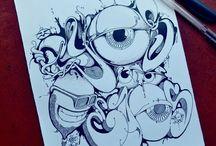 grfft / street art, lattering, graffity, art,