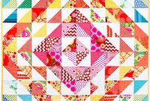 Quilts: rainbow