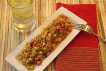 QUINOA / by Simply Caribbean - Amazing  Caribbean Recipes Cooking and Culture!