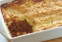 Shepherd's Pie (British Cuisine)