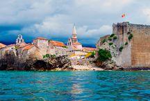 Montenegro'dan Manzaralar / Vizesiz ziyaret edebileceğiniz Montenegro'dan tablo gibi manzaralar.   bit.ly/mngturizm-karadag-turlari