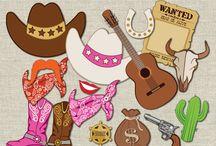 Western Party / by Emily Garzolini