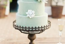 Mint weddings / Beautiful styles for a mint wedding colour scheme