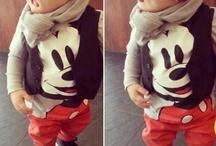 Kids fashion / by Emma Barker