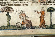 Medieval: Carders