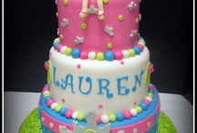Cake Images / by Debbie Heinson