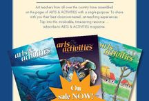 Steals & Deals / by Arts & Activities Magazine
